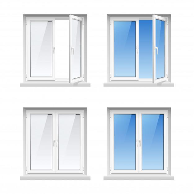 montaža pvc oken