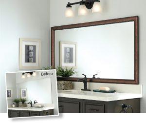 okvir za ogledalo