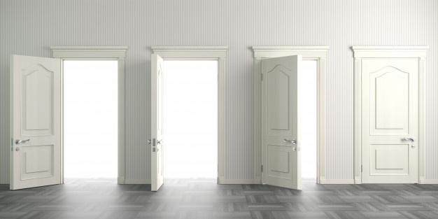 Kakovostna in privlačna vhodna vrata za stanovanje