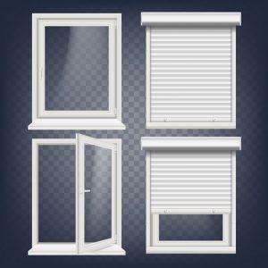 _lesena okna